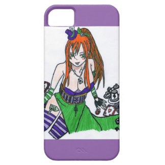 The insane hatter in version manga iPhone SE/5/5s case