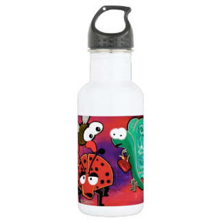 The insect crew water bottle