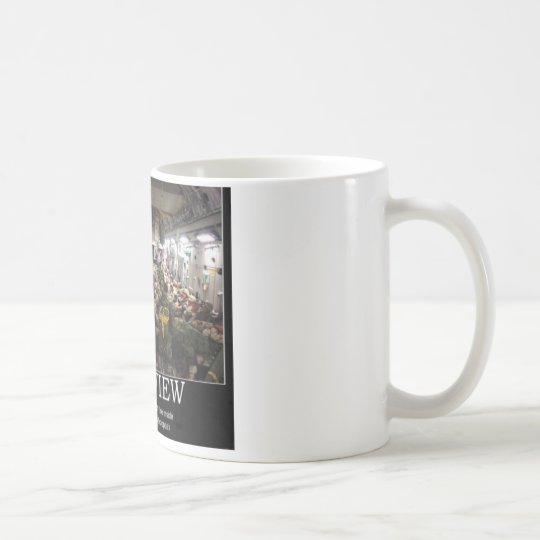 the INSIDE of an actual Can-O-Whoopass Coffee Mug