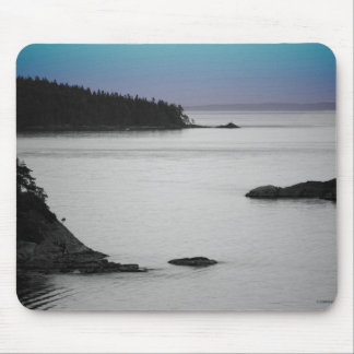 The Inside Passage Mouse Pad