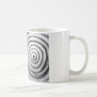 The Insomnia Penguin (odd surrealism) Coffee Mug