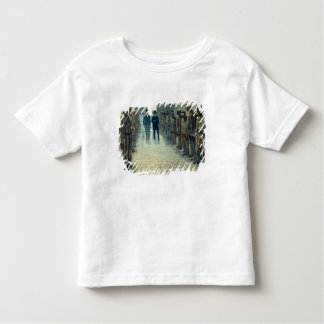 The Inspection (oil on canvas) T-shirt