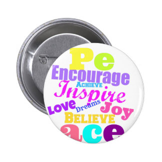 The Inspire Collection Pinback Button