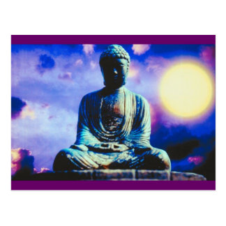 The Inspiring Buddha Postcard