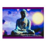The Inspiring Buddha Postcards