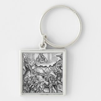 The Institution of Languages Keychain