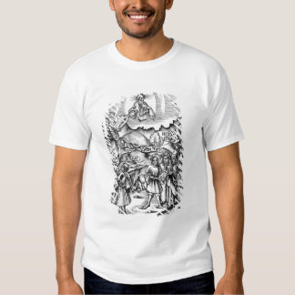 The Institution of Languages Tee Shirt