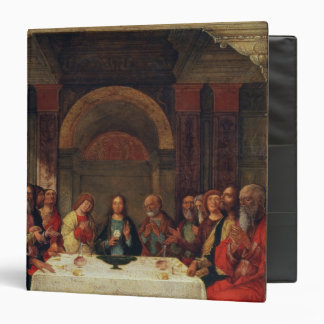 The Institution of the Eucharist, c.1490 3 Ring Binder