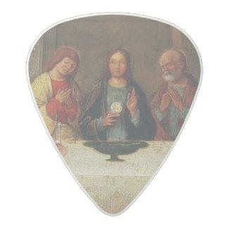 The Institution of the Eucharist, c.1490 Acetal Guitar Pick