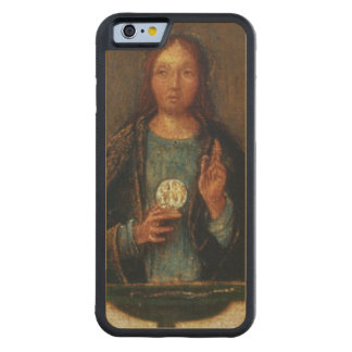 The Institution of the Eucharist, c.1490 Carved Maple iPhone 6 Bumper Case