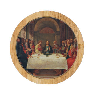The Institution of the Eucharist, c.1490 Cheese Platter