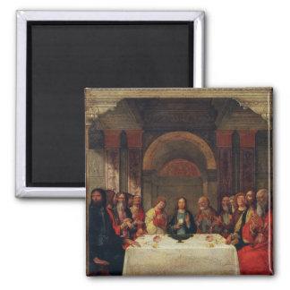 The Institution of the Eucharist, c.1490 Magnet