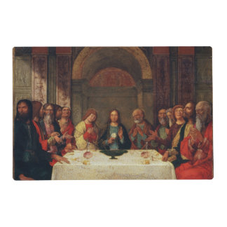 The Institution of the Eucharist, c.1490 Placemat