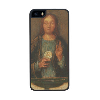 The Institution of the Eucharist, c.1490 Wood Phone Case For iPhone SE/5/5s