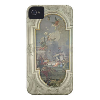 The Institution of the Rosary by St. Dominic (fres iPhone 4 Case