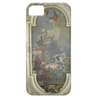 The Institution of the Rosary by St. Dominic (fres iPhone SE/5/5s Case