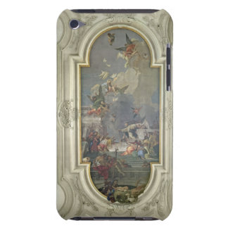 The Institution of the Rosary by St. Dominic (fres iPod Case-Mate Cases