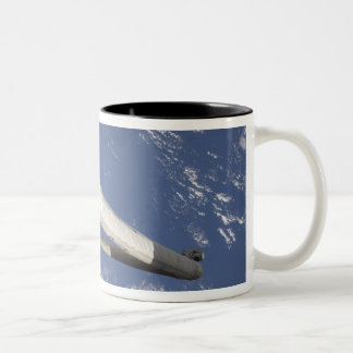 The Integrated Cargo Carrier Two-Tone Coffee Mug