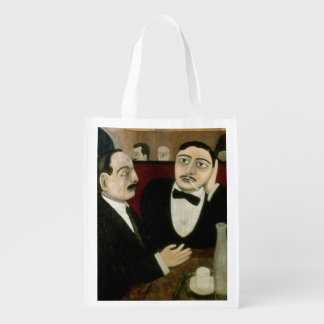 The Intellectuals at the Cafe Rotonde, 1916 Grocery Bag