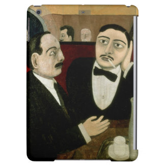 The Intellectuals at the Cafe Rotonde, 1916 iPad Air Cover