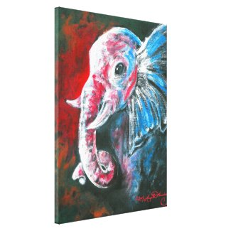 The Intelligent Elegant Elephant