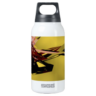 The Inter-Dimensional Traveller.png 10 Oz Insulated SIGG Thermos Water Bottle