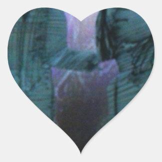 the inter travelers heart sticker