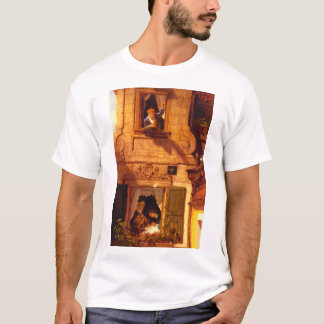 The Intercepted Love Letter_Groups and Figures T-Shirt