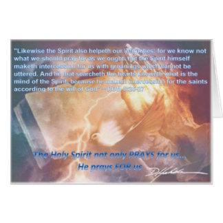 The Intercessor Card