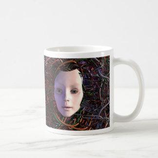 The Interface Classic White Coffee Mug