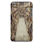 The interior of a second-hand bookshop Sweden. iPod Touch Cover