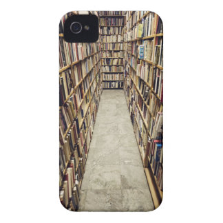 The interior of a second-hand bookshop Sweden. Case-Mate iPhone 4 Case
