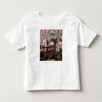 The Interior of Oude Kerk, Amsterdam, c.1660 Toddler T-shirt