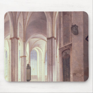 The Interior of the Buurkerk at Utrecht, 1644 Mouse Pad