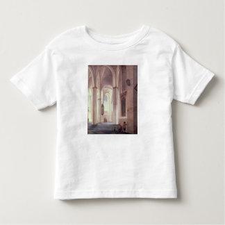 The Interior of the Buurkerk at Utrecht, 1644 Toddler T-shirt