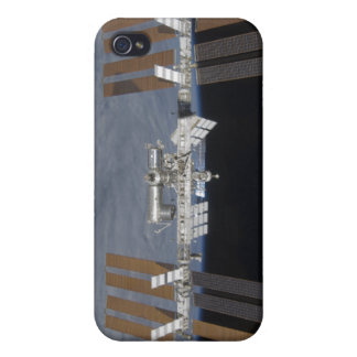 The International Space Station 11 iPhone 4 Case