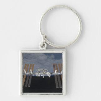 The International Space Station 11 Keychain