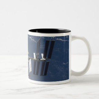 The International Space Station 13 Two-Tone Coffee Mug