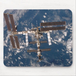 The International Space Station 15 Mouse Pad