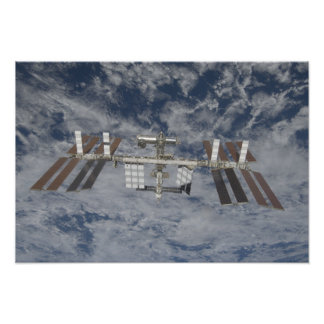 The International Space Station 15 Photo Print