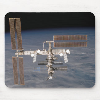 The International Space Station 16 Mouse Pad