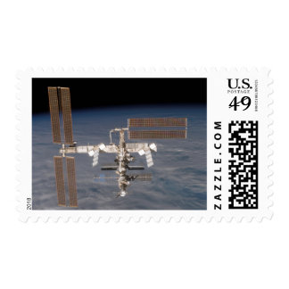 The International Space Station 16 Stamp