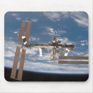 The International Space Station 17 Mouse Pad