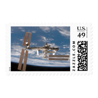The International Space Station 17 Stamp