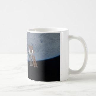 The International Space Station 2009 Coffee Mugs