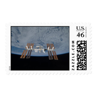 The International Space Station 2009 Postage Stamp