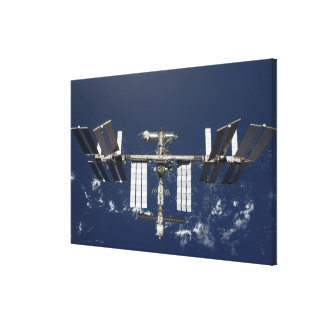 The International Space Station 3 Canvas Print