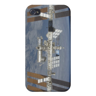 The International Space Station 3 iPhone 4/4S Case
