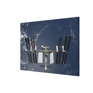 The International Space Station 5 Canvas Print