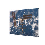 The International Space Station 6 Gallery Wrapped Canvas